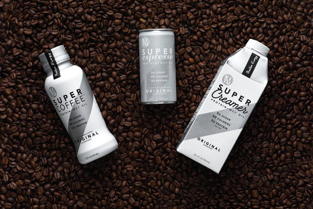 Káva s proteínom, Super Coffee
