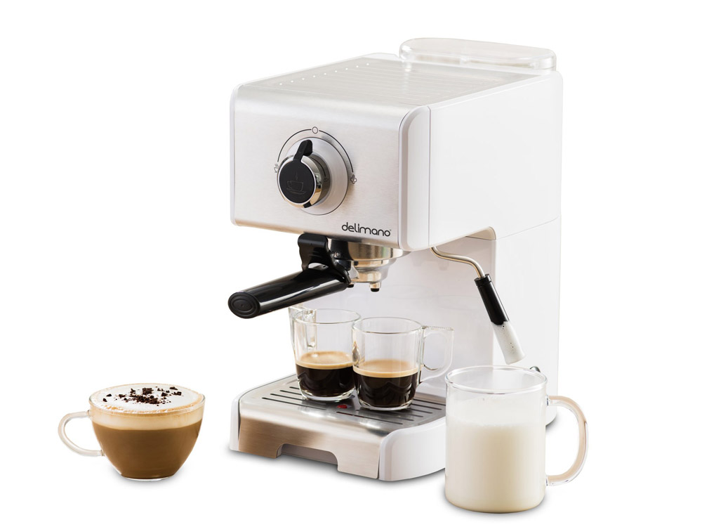 Kávovar Espresso Deluxe - Delimano.sk