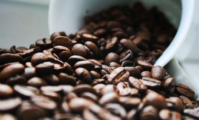 bio organická káva Cafézia, detailný pohľad na zrná