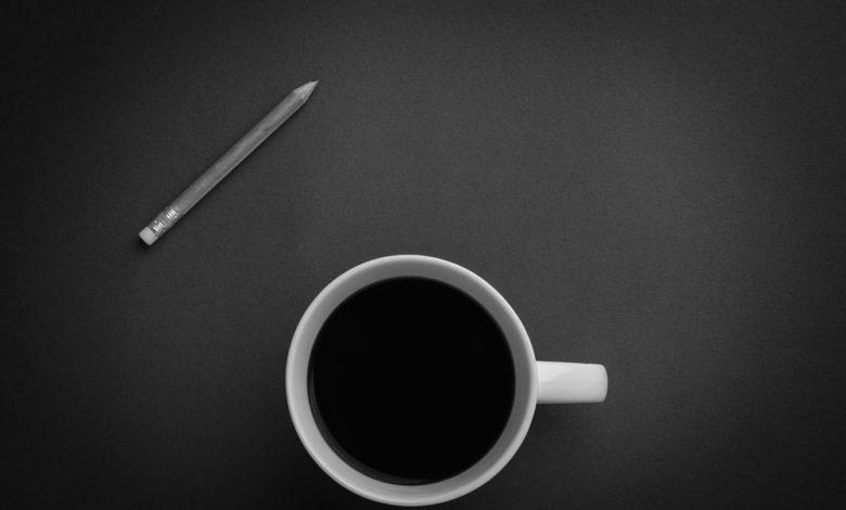káva v šálke - básnička o káve