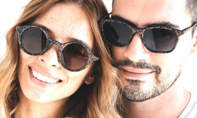 Ochis Coffee - biodegradovateľné okuliare vyrobené z kávy