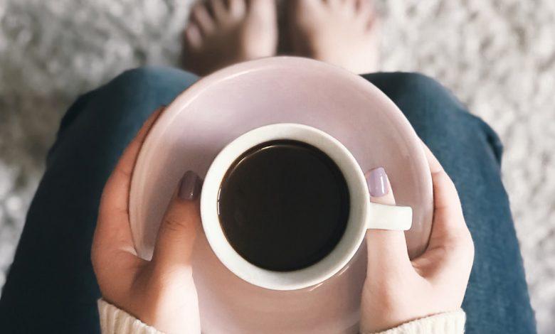 Káva a telesný pach