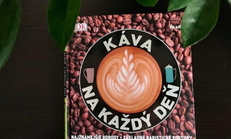Kniha o káve: Káva na každý deň