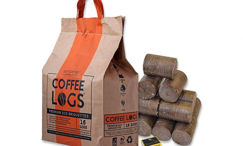 Kávový odpad ako biopalivo, brikety z kávy