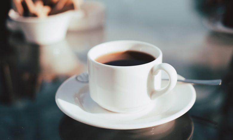 Šálka kávy, popáleniny a obarenie