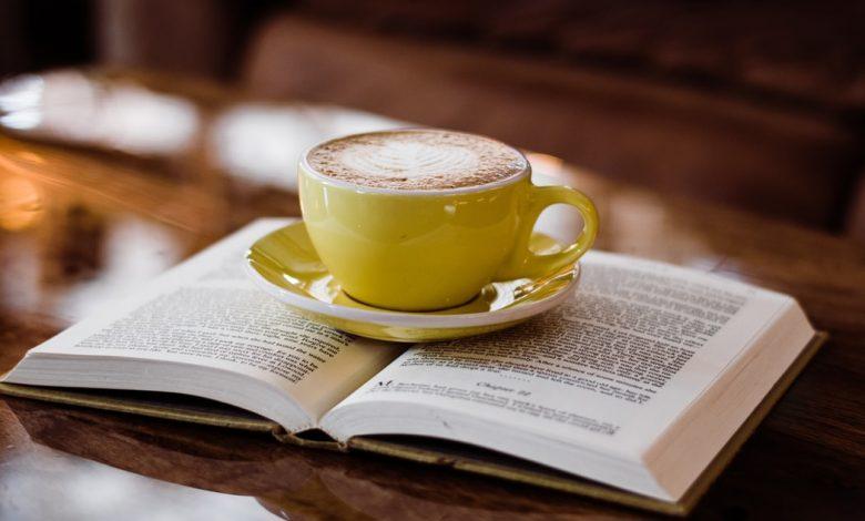 Najlepšie knihy o káve