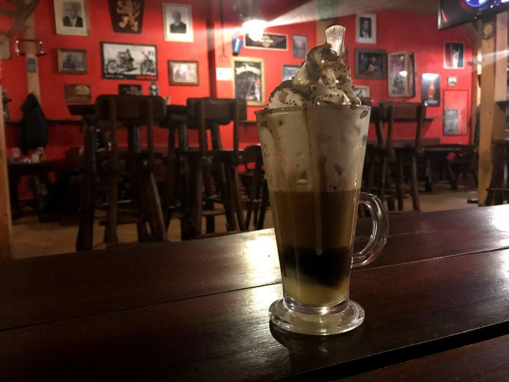 Alžírska káva
