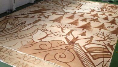 Photo of Cyperčan sa s najväčšou kávovou maľbou dostal do knihy rekordov