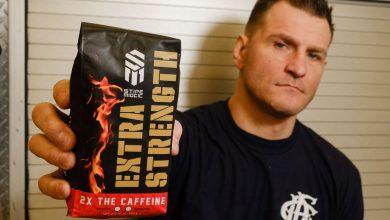 Photo of Šampión MMA predstavil vlastnú extra silnú kávu (VIDEO)