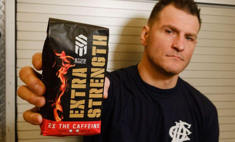 Extra silná káva od Stipeho Miočiča