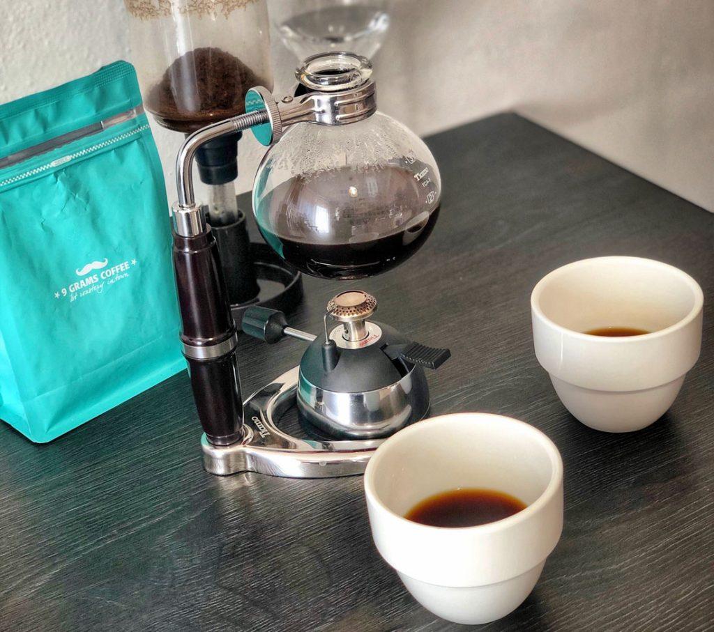 Vacuum pot, vákuový kávovar