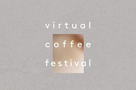 Virtuálny festival kávy