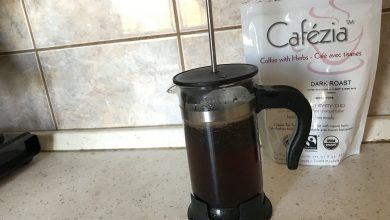 Photo of Óda na french press