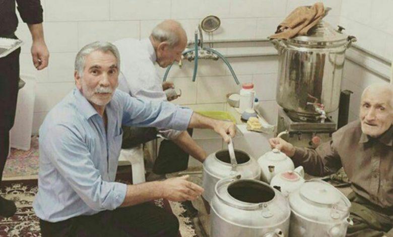 Ša'bán, Barát, varenie kávy v Iráne