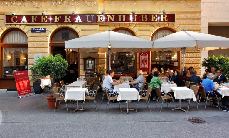 Kaviareň vo Viedni: Café Frauenhuber