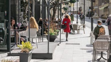 Photo of Veľký krok Vilniusu: Kaviarne a bary budú mať obrovské letné terasy zadarmo