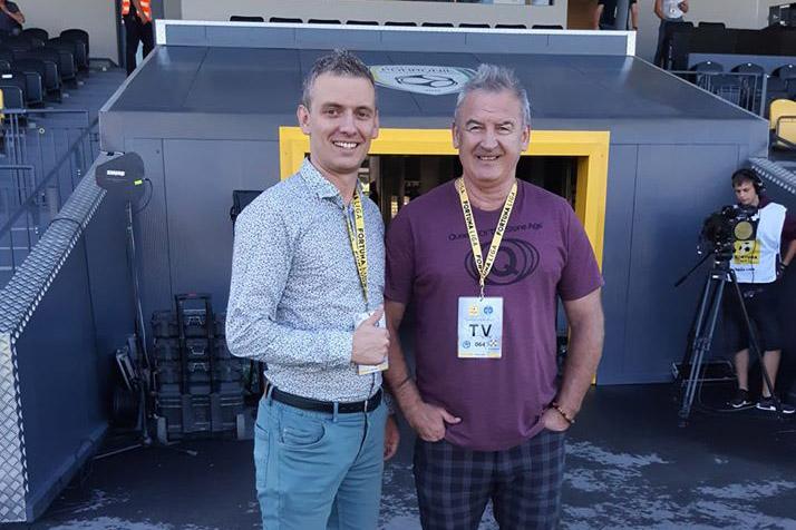 Peter Zagiba a Vlado Goffa