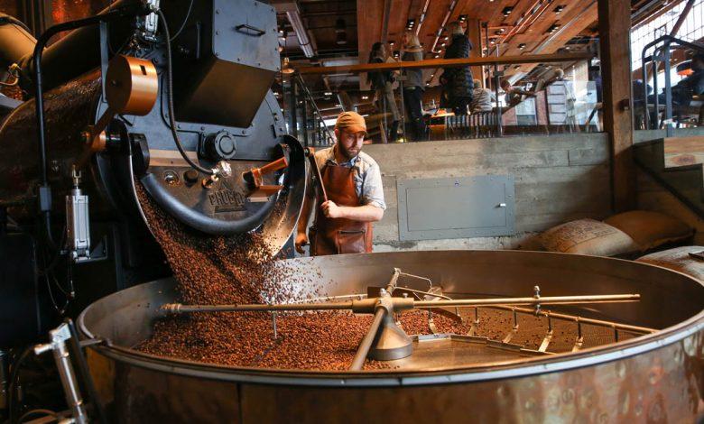 Takto pražia kávu v pražiarňach Starbucks v Seattli