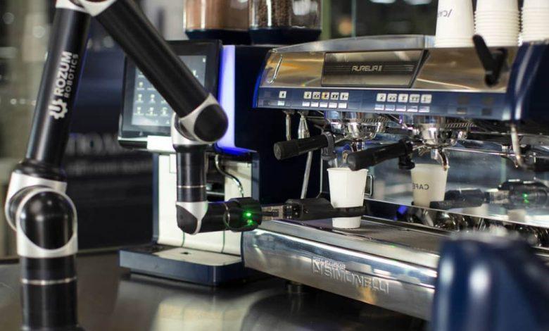 Robotický barista, Rozum Café