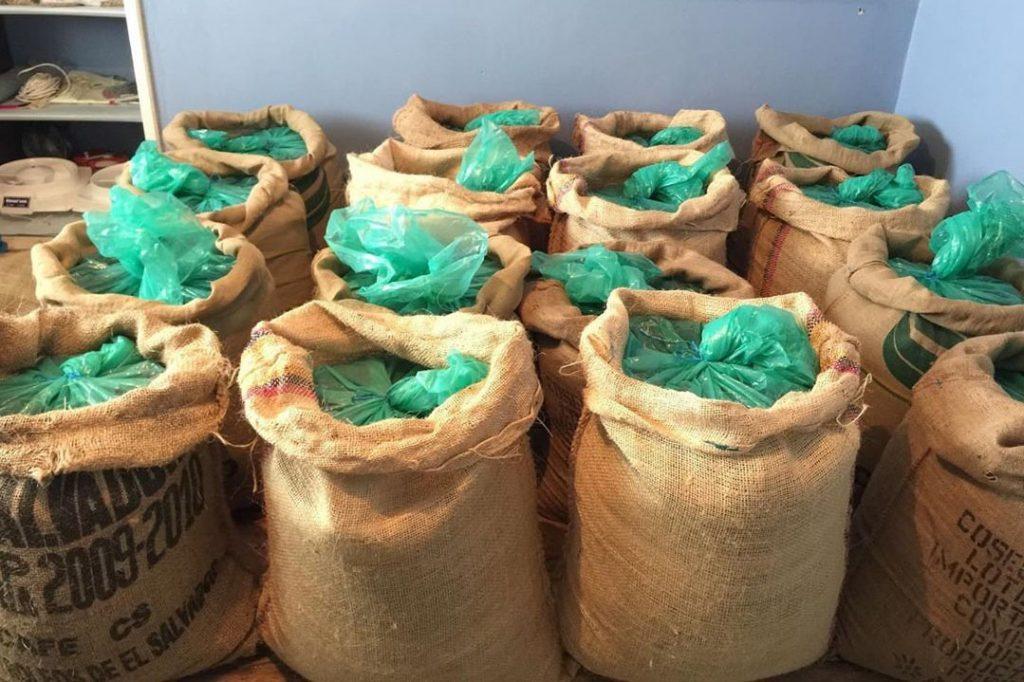 GrainPro - ochrana kávy pri preprave