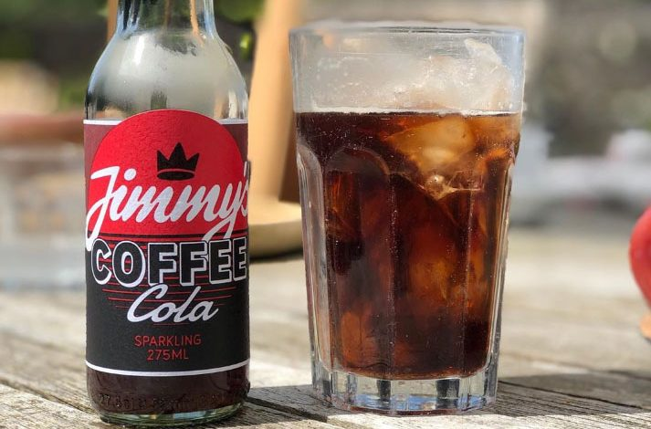 Coffee cola, kávokola