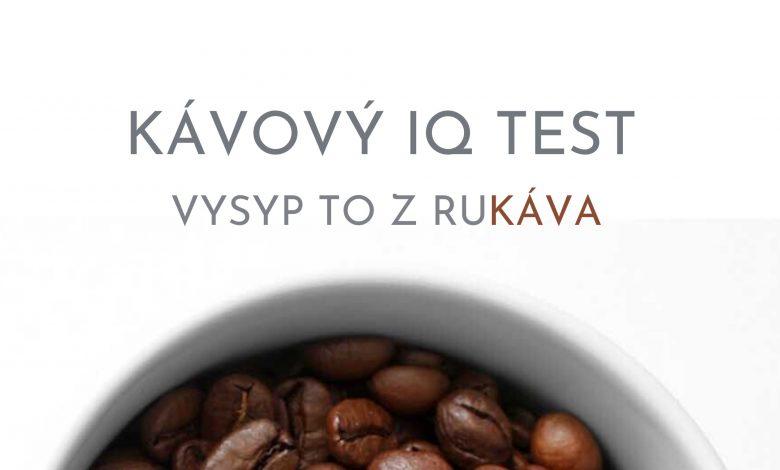 Vedomostný test o káve