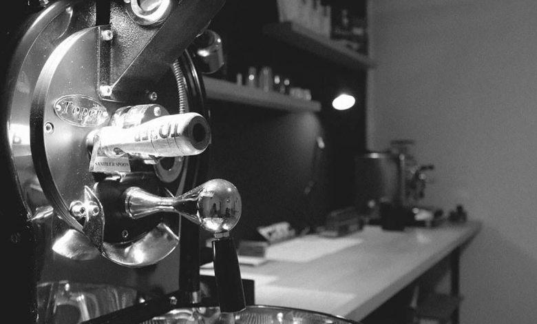 Pražiareň kávy coffeesquare, pražička Toper