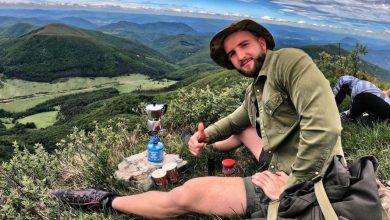Photo of VIDEO: Fitnesák Jožo Ertl kávičkuje na slovenských vrcholoch