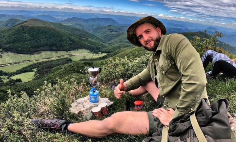 Jožo Ertl, káva na vrchole