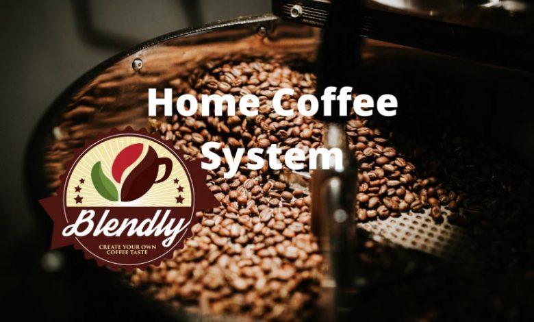 vyskladaj si vlastnú kávovú zmes, Blendly