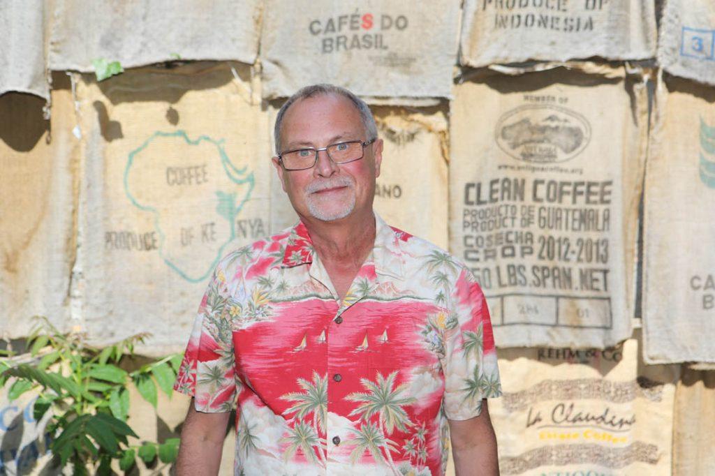 kávový gurmán Michal Šturc