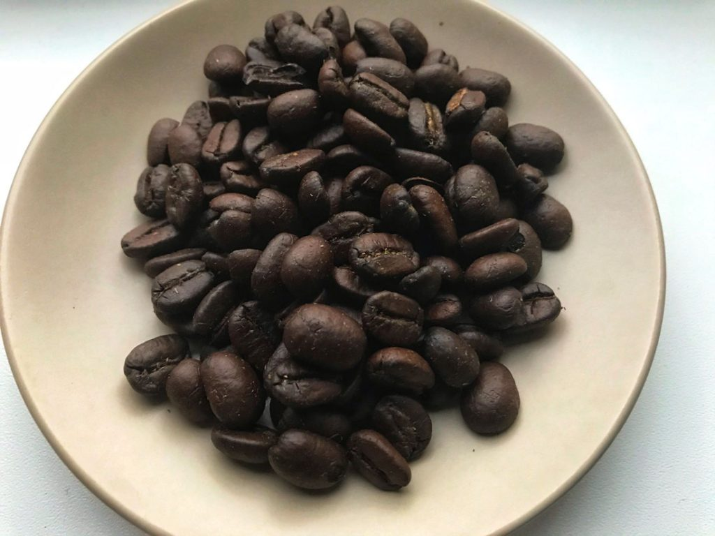 Zrnková káva po záruke