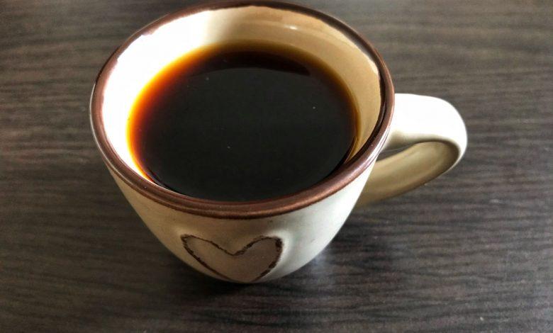 Test starej kávy po záruke