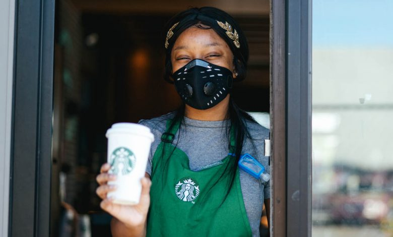 Starbucks a Black Lives Matter