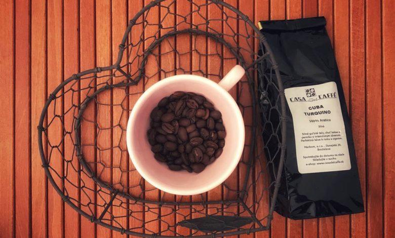 Káva je zdravá potravina, superpotravina