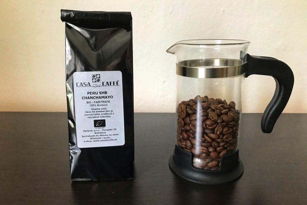 Káva z Peru, peruánska káva