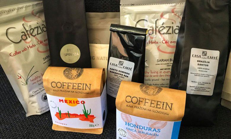 Kávové obaly - aký by mal byť obal kávy?