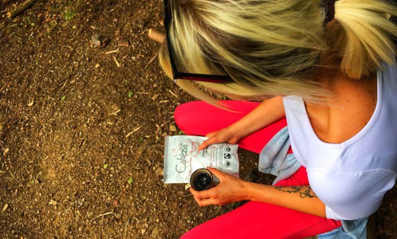organická bio káva Cafézia