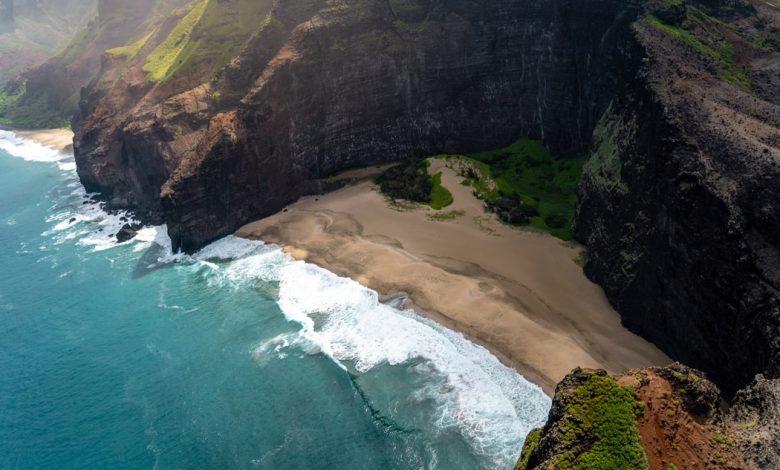 La Broca, Kauai, Havaj