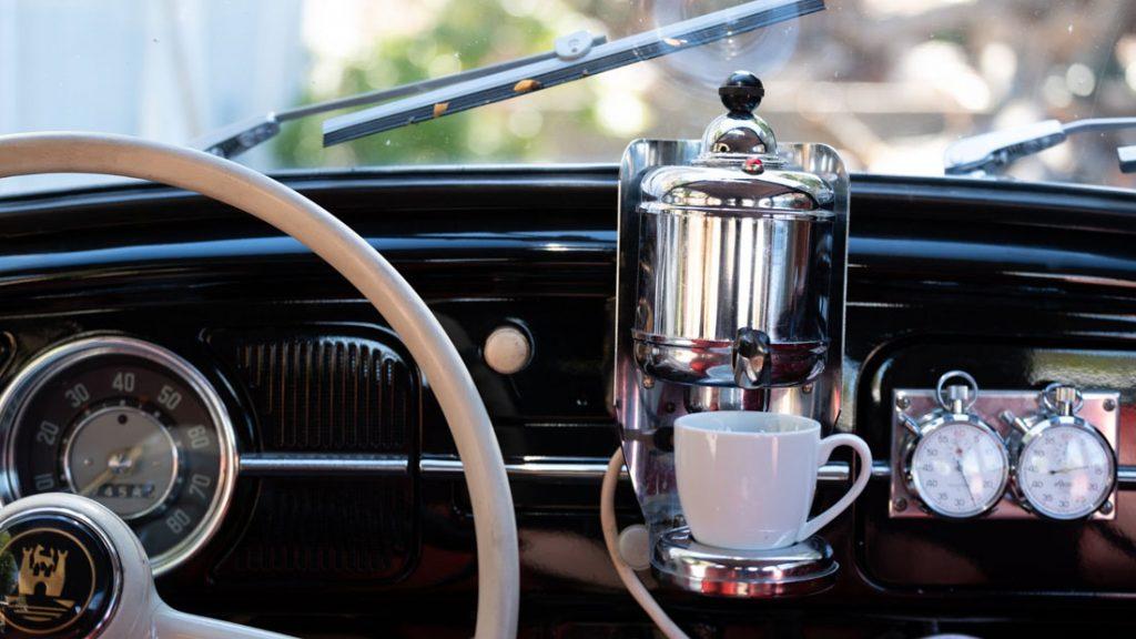 Hertella Auto Kaffeemaschine