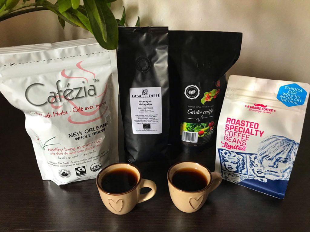 Kávový balík od Blogu o káve