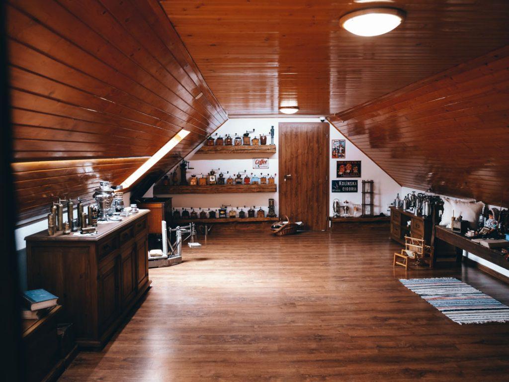 kávové múzeum