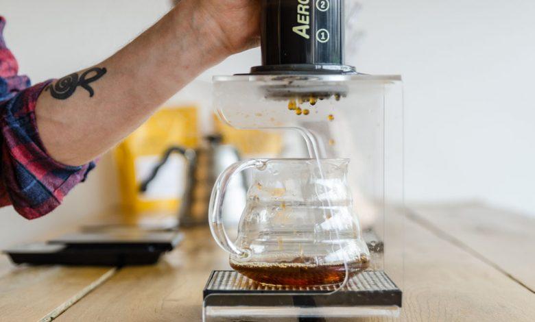 výberová káva je hnus