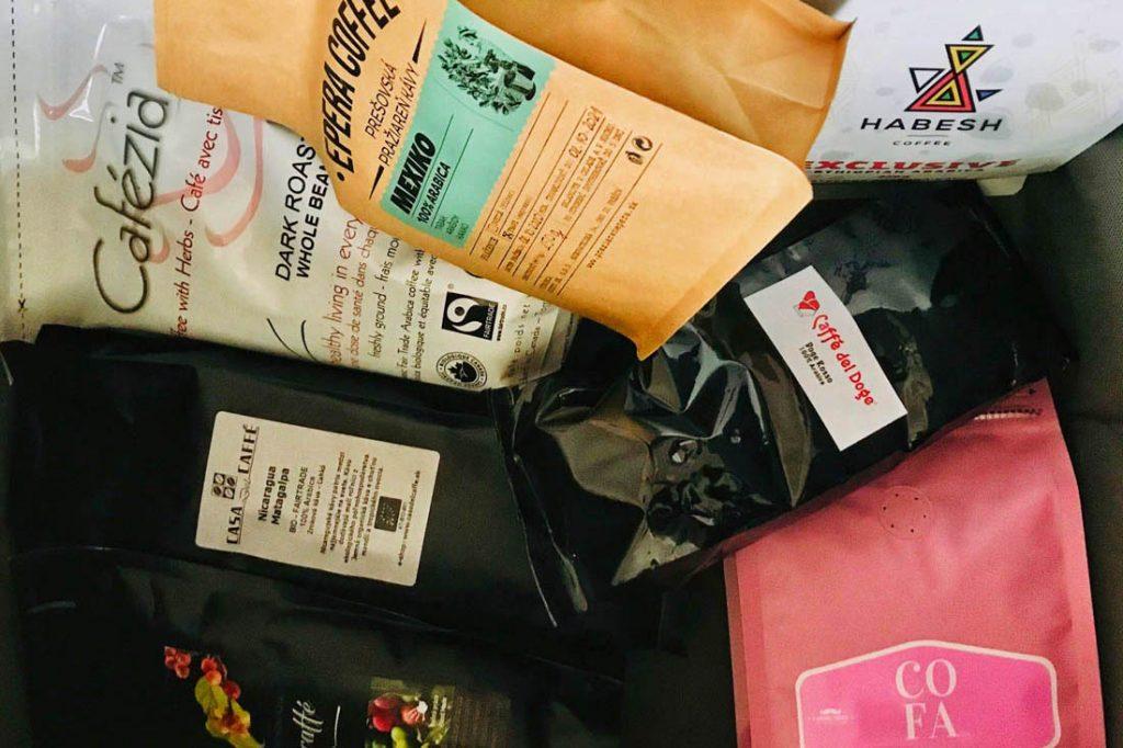 Darček pre kávičkára a milovníka kávy