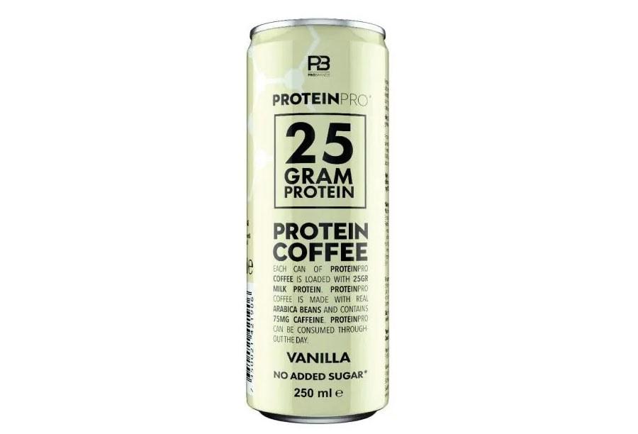 káva s proteínom GymBeam