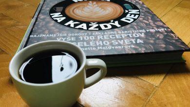 Photo of Knihy o káve, ideálny dar pre kávičkára