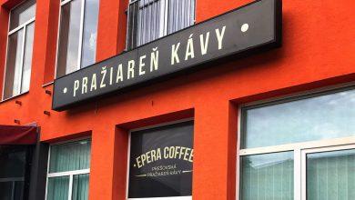 Photo of Pražiareň Epera Coffee: Povinná zastávka pri ceste cez Prešov