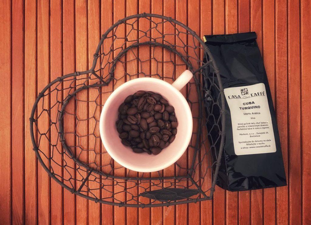 pražiareň kávy Casa del Caffé