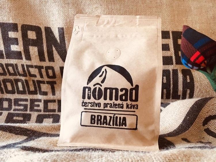 pražiareň kávy Nômad, Považská Bystrica