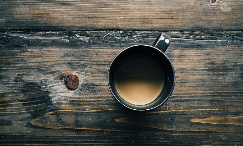 pitie kávy a spomalenie rastu